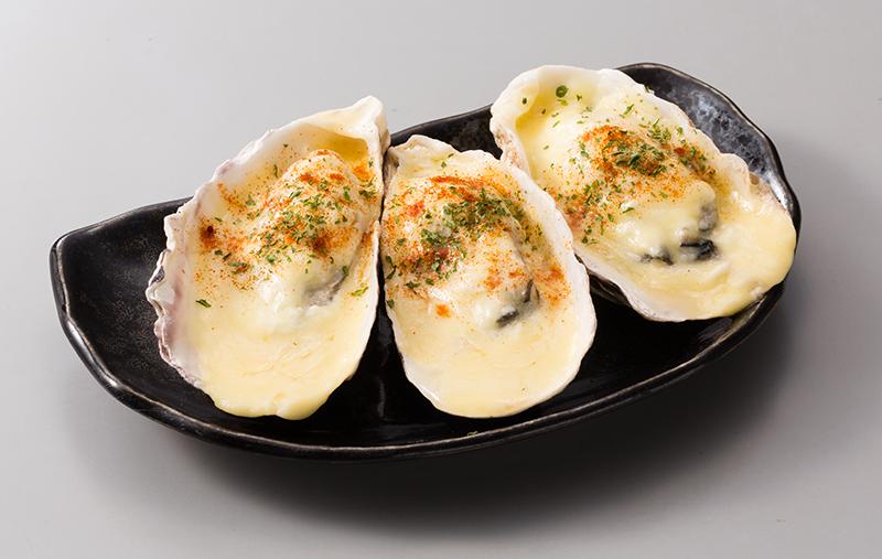 オニスターマヨチーズ焼